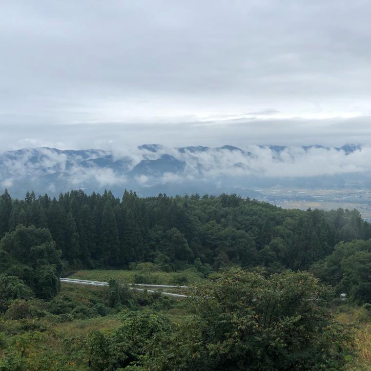 蔵王からの眺め_b0185375_11463150.jpg