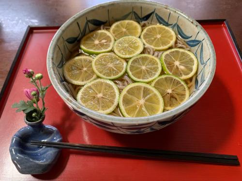 酢橘♪_b0144891_20272079.jpg