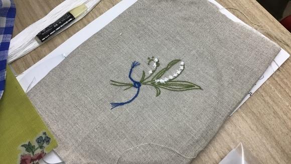 高橋亜紀の刺繡とカルトナージュ2日間講座_c0357605_10180063.jpeg