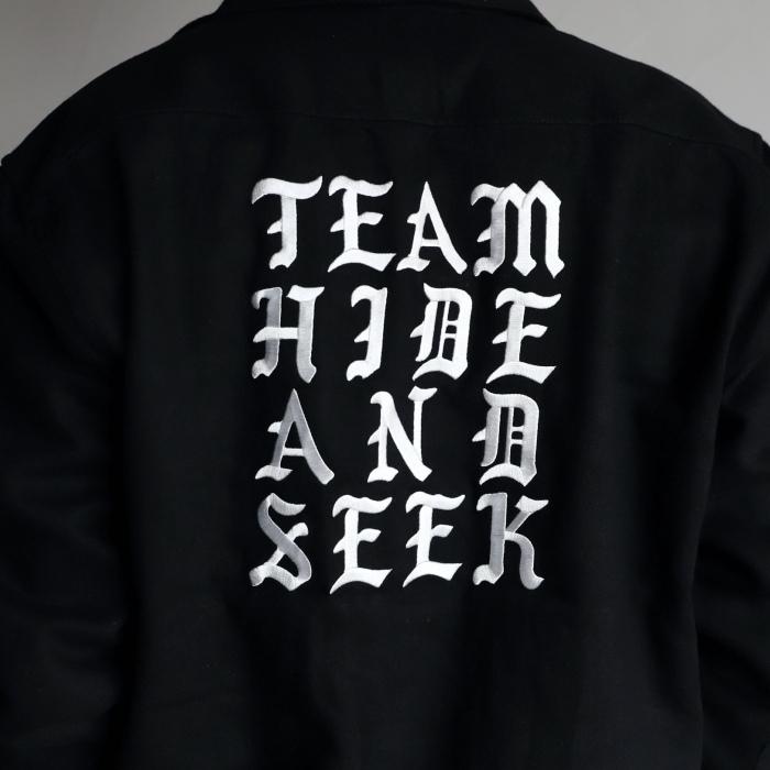 HIDE AND SEEK・LiberaidersのCoolな新作入荷しました!!_b0077322_16095953.jpg