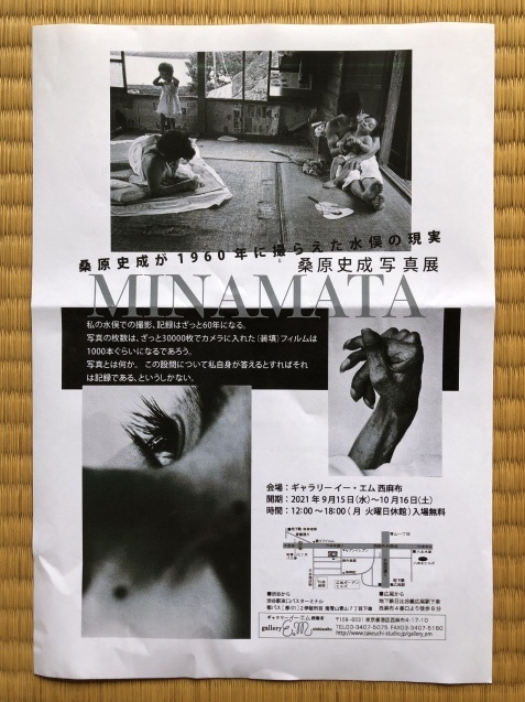二つの展覧会「和田誠展」と「桑原史成写真展/MINAMATA」と_f0229926_14045668.jpeg