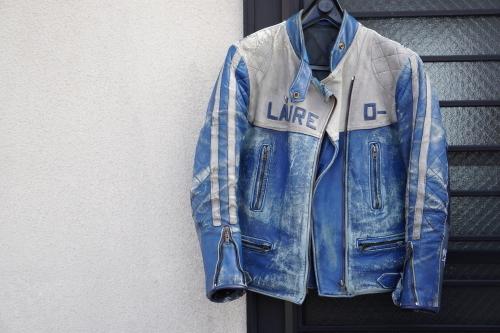 死ぬジャン修理 by NEON Leather Garment_f0203027_19012478.jpg