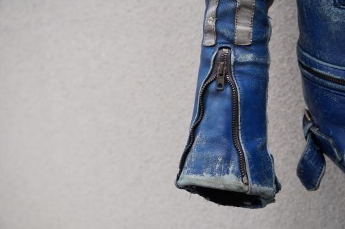 死ぬジャン修理 by NEON Leather Garment_f0203027_19014857.jpg