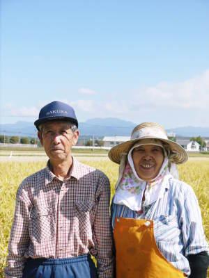 七城米 長尾農園 美しすぎる田んぼの稲刈り(2021) 新米の出荷は10月下旬からの予定です!(後編) _a0254656_18291661.jpg