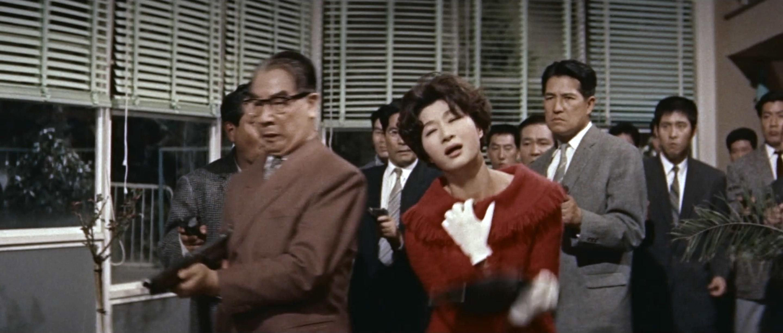 久保菜穂子(Naoko Kubo)「多羅尾伴内 七つの顔の男だぜ」(1960)其の四_e0042361_21272117.jpg