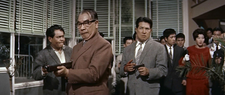 久保菜穂子(Naoko Kubo)「多羅尾伴内 七つの顔の男だぜ」(1960)其の四_e0042361_21272509.jpg