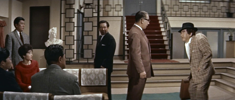 久保菜穂子(Naoko Kubo)「多羅尾伴内 七つの顔の男だぜ」(1960)其の四_e0042361_21274198.jpg