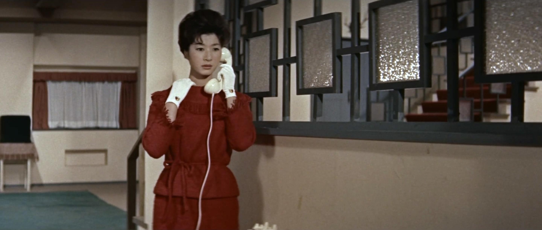 久保菜穂子(Naoko Kubo)「多羅尾伴内 七つの顔の男だぜ」(1960)其の四_e0042361_21274501.jpg
