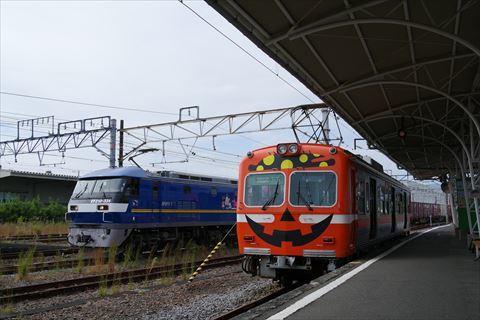 10/10 せっかく前泊したなら…行くしかない岳南電車。 _e0094492_18550080.jpg