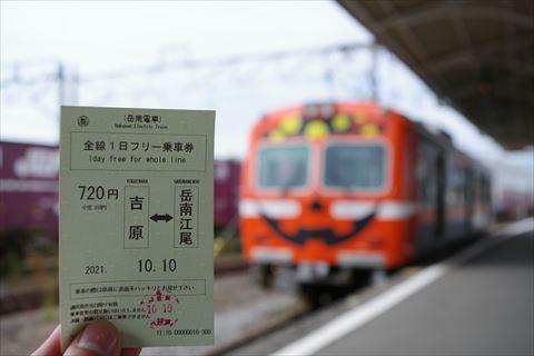 10/10 せっかく前泊したなら…行くしかない岳南電車。 _e0094492_18551926.jpg