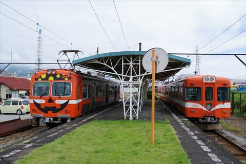 10/10 せっかく前泊したなら…行くしかない岳南電車。 _e0094492_18561352.jpg