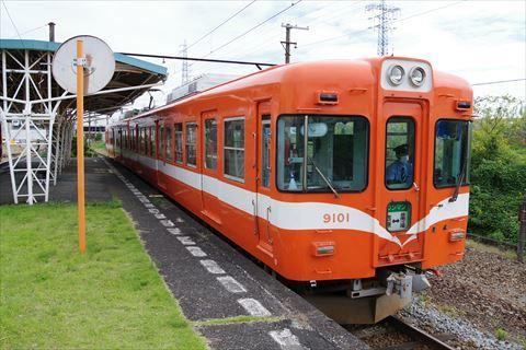 10/10 せっかく前泊したなら…行くしかない岳南電車。 _e0094492_18562215.jpg