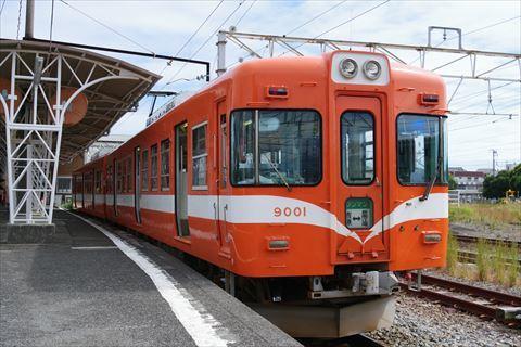 10/10 せっかく前泊したなら…行くしかない岳南電車。 _e0094492_19011652.jpg