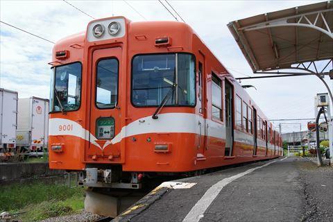10/10 せっかく前泊したなら…行くしかない岳南電車。 _e0094492_19060713.jpg