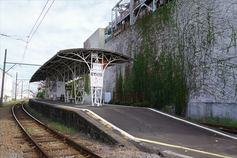10/10 せっかく前泊したなら…行くしかない岳南電車。 _e0094492_19143137.jpg