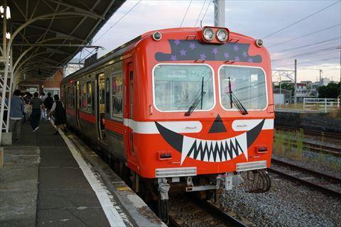 10/10 せっかく前泊したなら…行くしかない岳南電車。 _e0094492_19165548.jpg