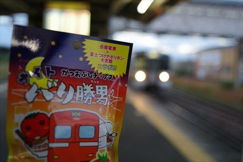 10/10 せっかく前泊したなら…行くしかない岳南電車。 _e0094492_19172065.jpg