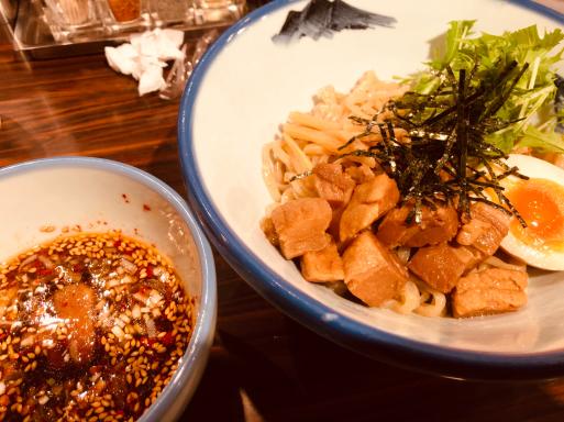 阿夫利「柚子露つけ麺」。_a0230996_17482814.jpg