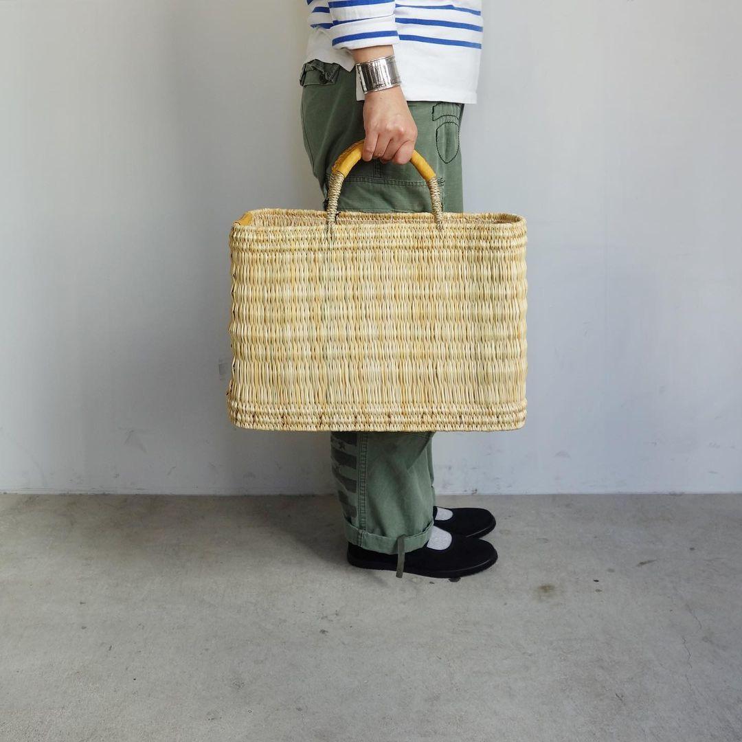 warang wayan : straw basket tall_a0234452_13251866.jpg