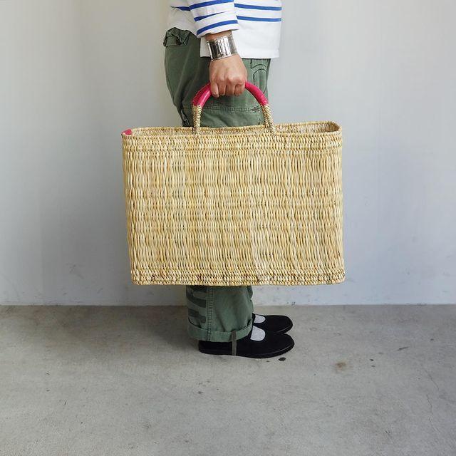warang wayan : straw basket tall_a0234452_13253261.jpg