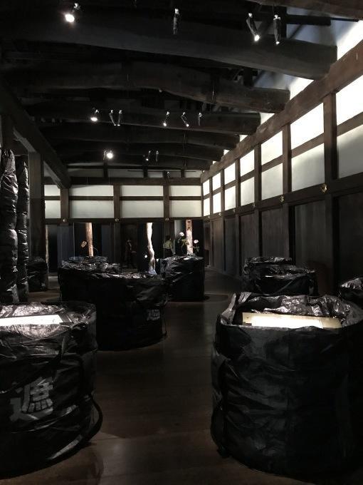震災から10年 ~KYOTOGRAPHIE  京都国際写真祭「ECHO」@二条城二の丸御殿_b0066960_19224922.jpg