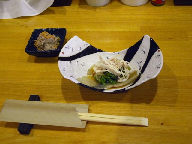 IZAKAYA 草 その7(麻婆豆腐定食)_d0153062_21093272.jpg
