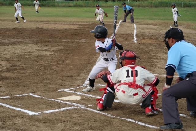 第20回 富田林ロータリー旗争奪少年野球大会  第14日目  10/17_c0309012_14430221.jpeg