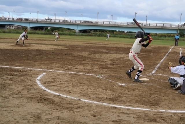 第20回 富田林ロータリー旗争奪少年野球大会  第14日目  10/17_c0309012_15100947.jpeg