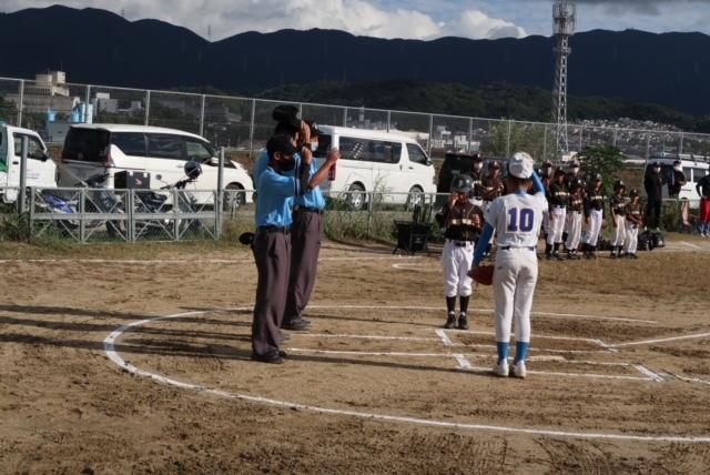 第20回 富田林ロータリー旗争奪少年野球大会  第14日目  10/17_c0309012_15103376.jpeg