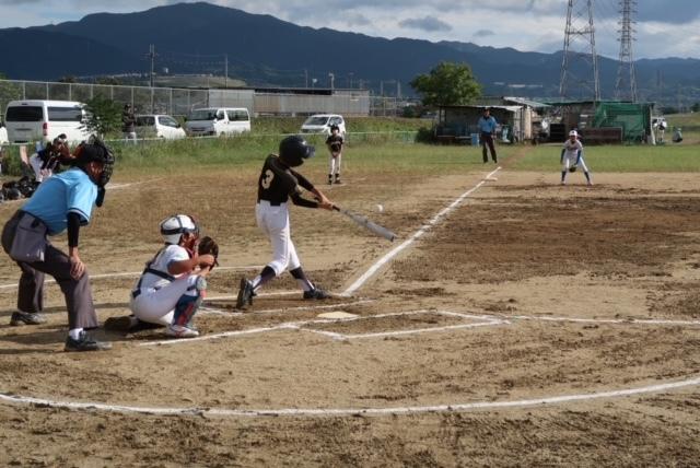 第20回 富田林ロータリー旗争奪少年野球大会  第14日目  10/17_c0309012_15105038.jpeg