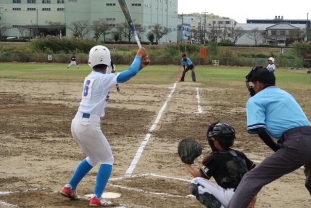 第20回 富田林ロータリー旗争奪少年野球大会  第14日目  10/17_c0309012_15110605.jpeg