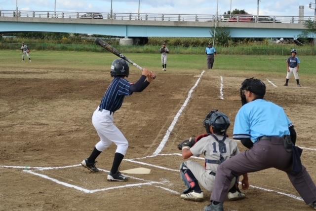 第20回 富田林ロータリー旗争奪少年野球大会  第14日目  10/17_c0309012_15112926.jpeg