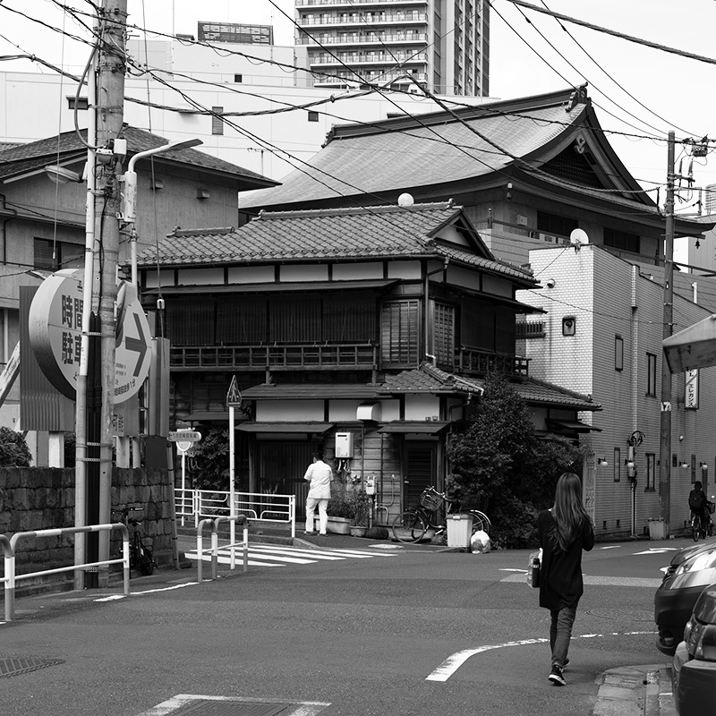 Hello from Tokyo 167 湯島 丹下健三展_a0003650_23534938.jpg