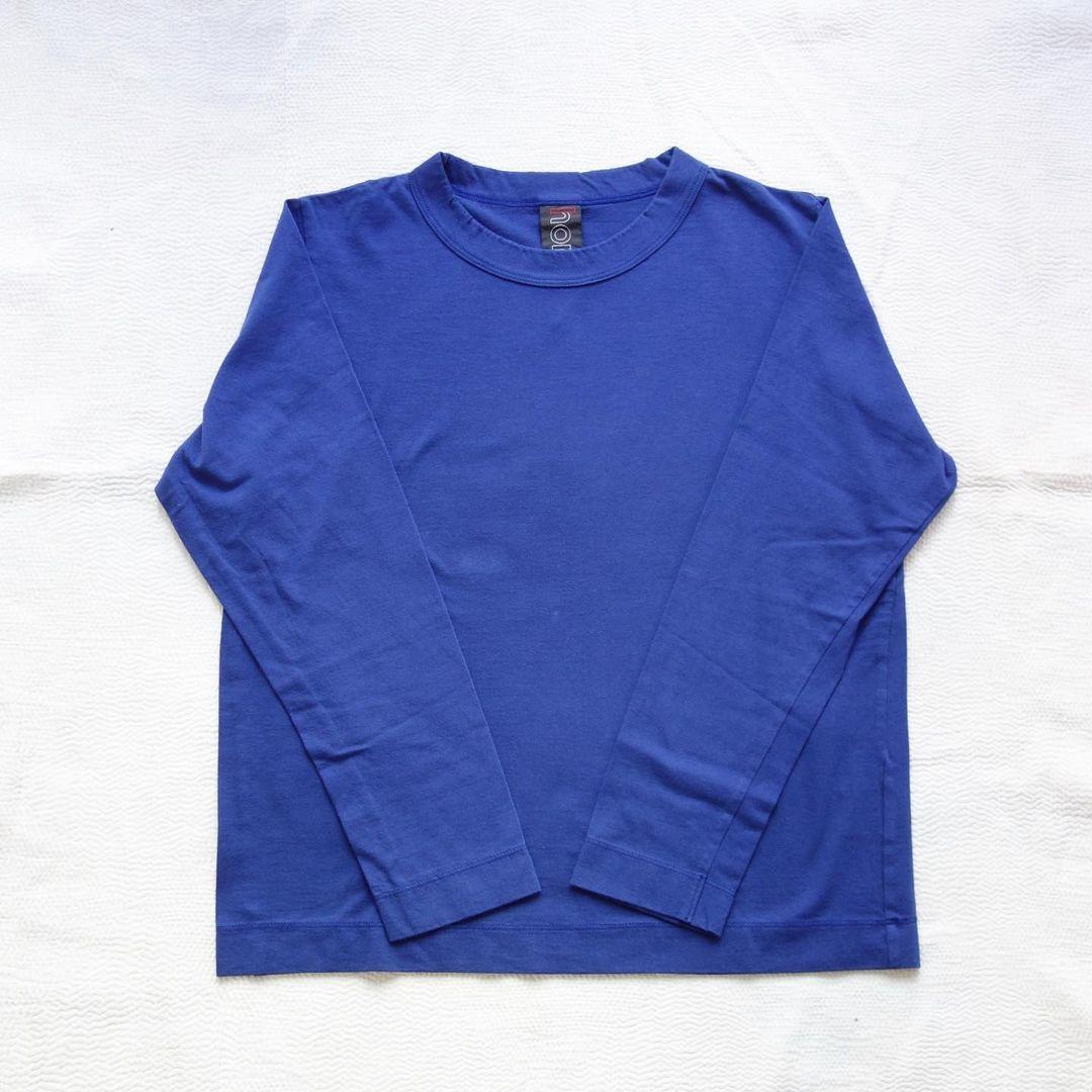 homspun : 天竺長袖Tシャツ_a0234452_13293804.jpg