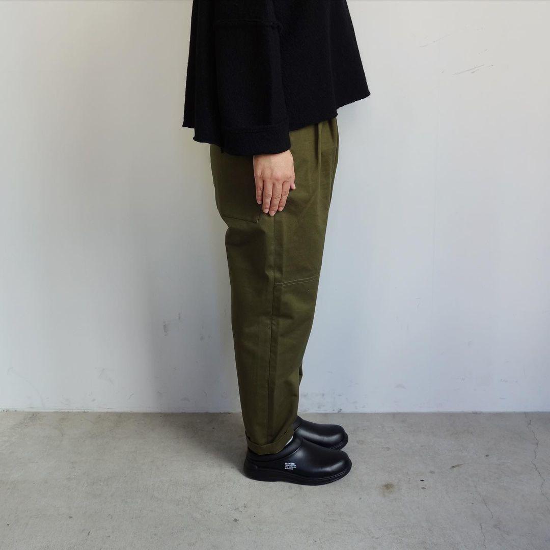 ASEEDONCLOUD : Seeding grower trousers_a0234452_13351536.jpg