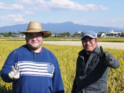 『砂田のこだわりれんげ米』の稲刈り2021 頑固おやじから引き継いだ息子さんたちが育て上げました!_a0254656_17595673.jpg