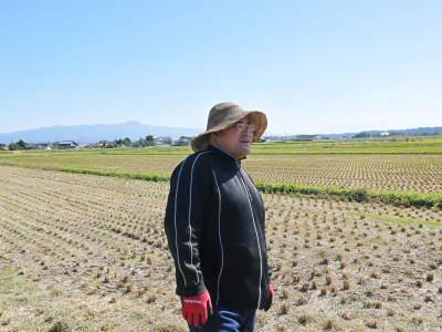 『砂田のこだわりれんげ米』の稲刈り2021 頑固おやじから引き継いだ息子さんたちが育て上げました!_a0254656_18185325.jpg