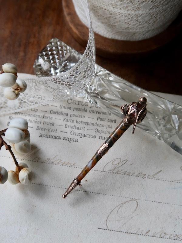 Scottish Jewelry 剣のブローチ_b0113868_17565461.jpg