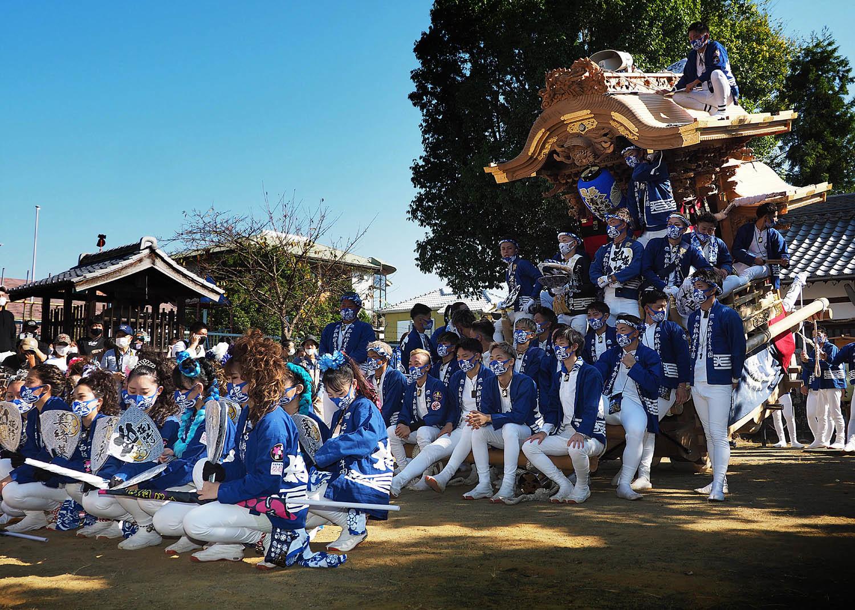 秋祭り _e0254493_11524613.jpg