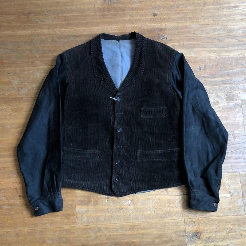 買い付け後記Vol.1 Unusual Gilet Jacket_f0370108_13483296.jpg