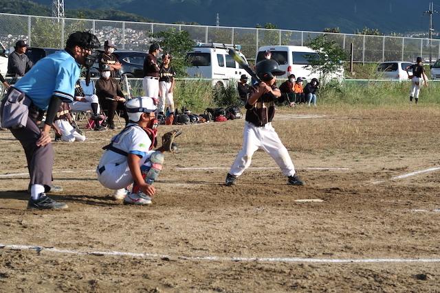 第20回 富田林ロータリー旗争奪少年野球大会  第14日目  10/17_c0309012_09461825.jpg