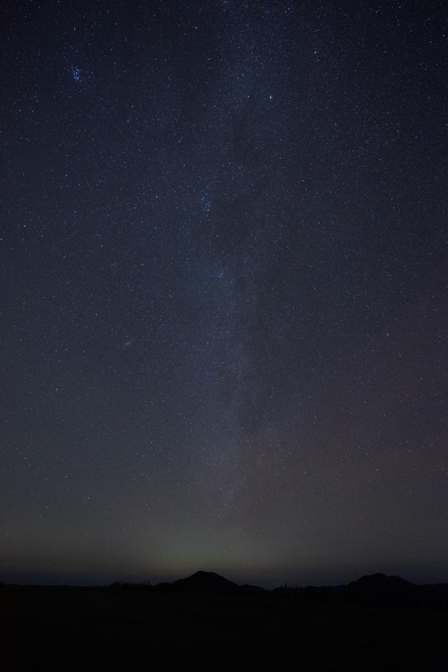 見たままの満天の星空_d0383419_22164237.jpg