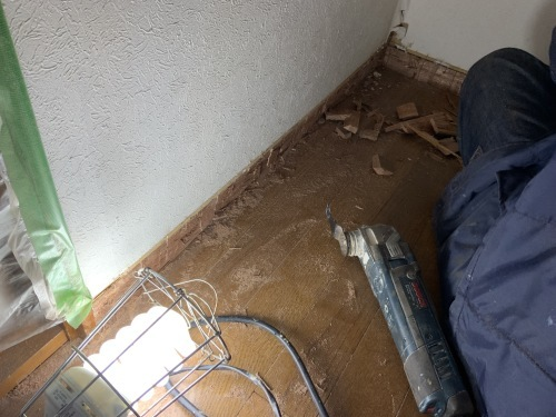 民間工事・床下・シロアリ・雨樋_f0031037_20083264.jpg