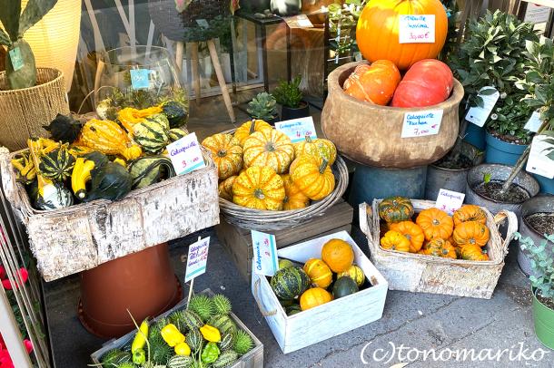 パリはハロウィンかぼちゃいっぱい_c0024345_21410439.jpg