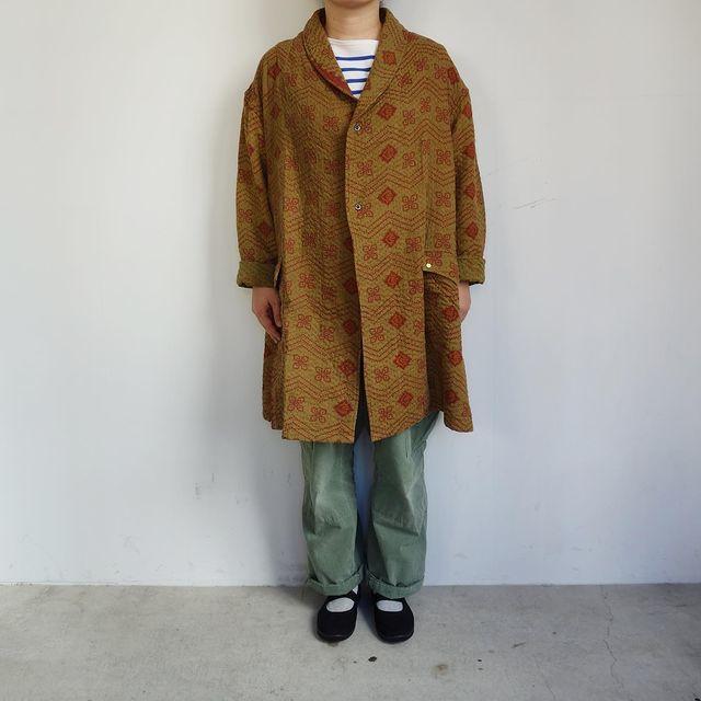 Slow Hands : old saree kantha shawl coat_a0234452_12330937.jpg