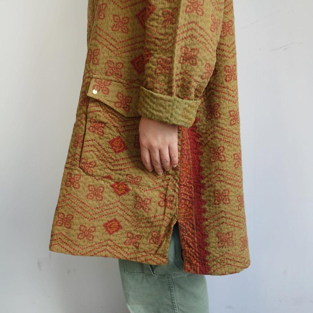 Slow Hands : old saree kantha shawl coat_a0234452_12334339.jpg