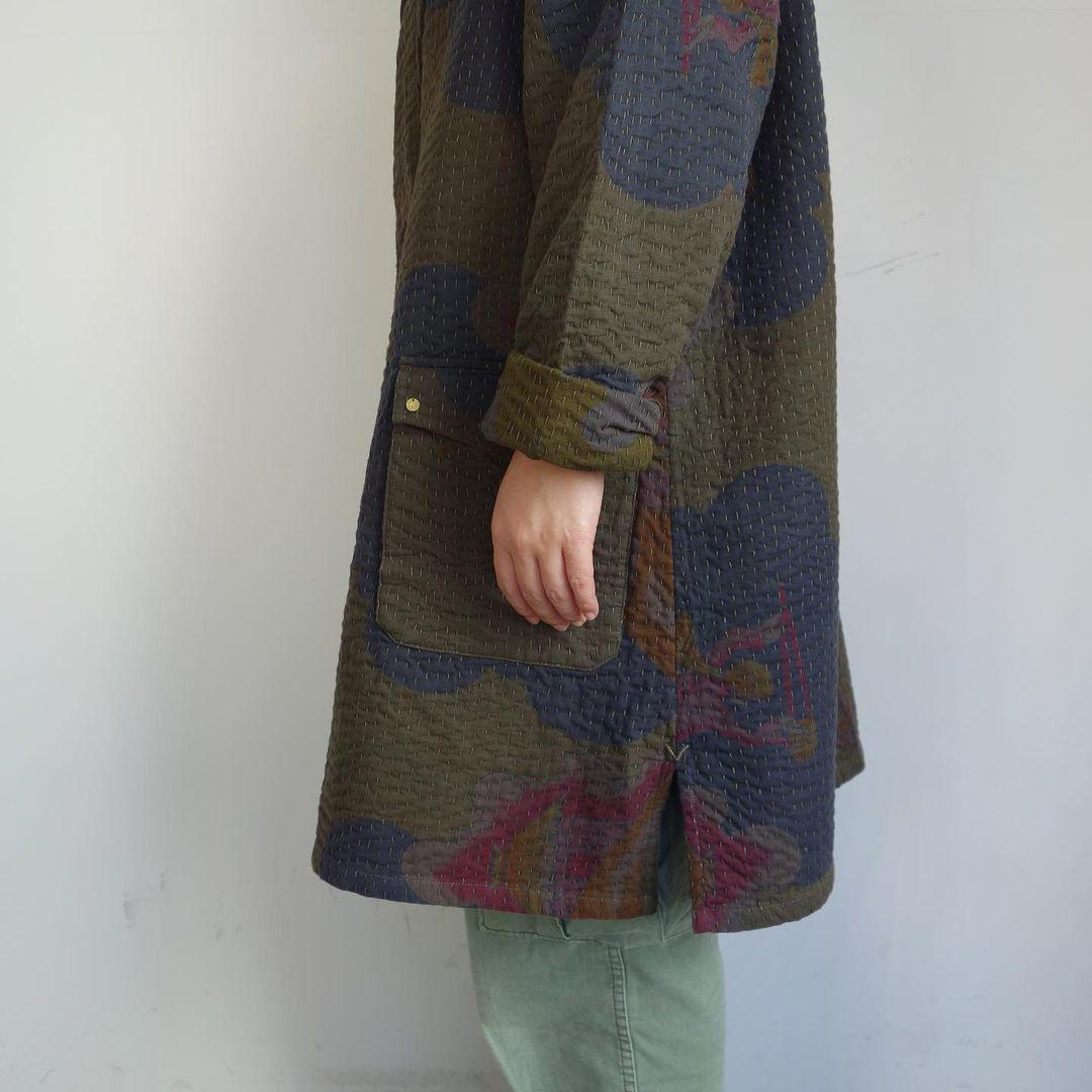 Slow Hands : old saree kantha shawl coat_a0234452_12334640.jpg