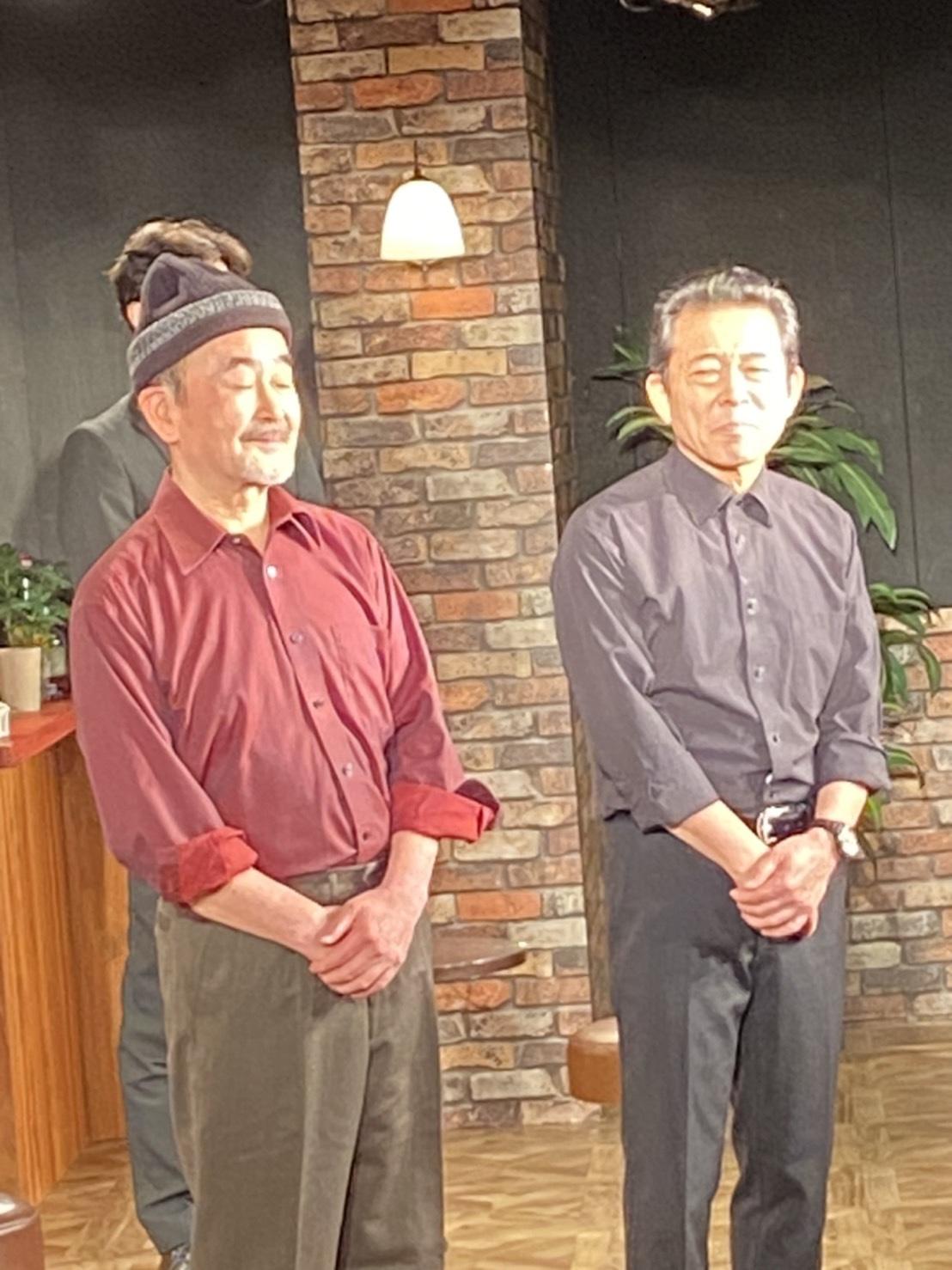 人情喜劇「おおばこ」_a0163623_20452130.jpg