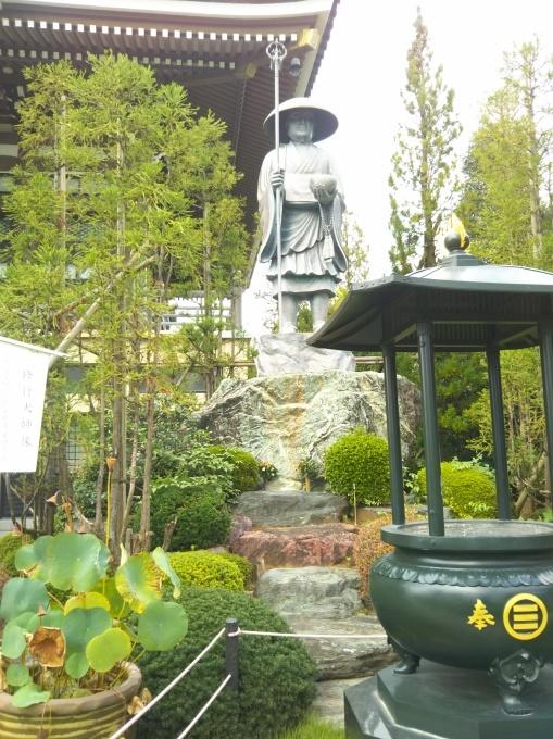 ふらりと金亀山に。_b0210688_16382938.jpg