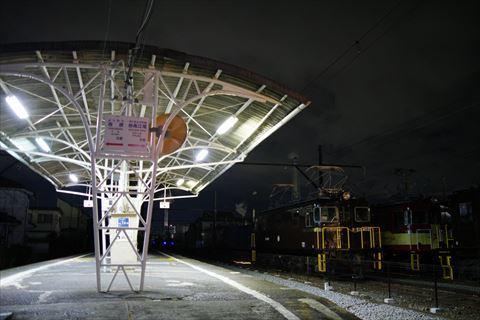 10/14 鉄道の日は夜の岳南富士岡へ。_e0094492_19412738.jpg